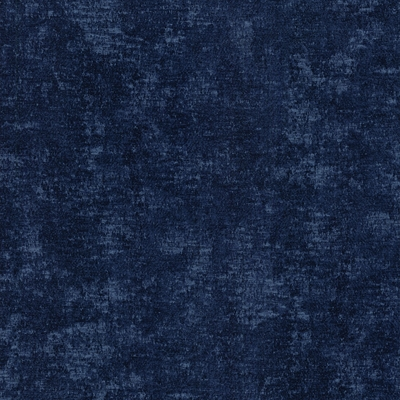 Haute House Fabric - Coventry Midnight - Chenille Solid Velvet Upholstrery Fabric #4700