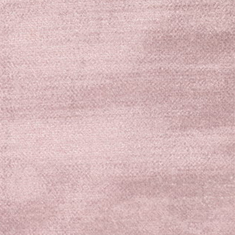 Chevron print fabric by the yard - Light Pink Velvet Designer Upholstery Fabric Majesty