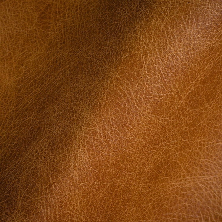 Light Brown Leather Upholstery Designer Fabric