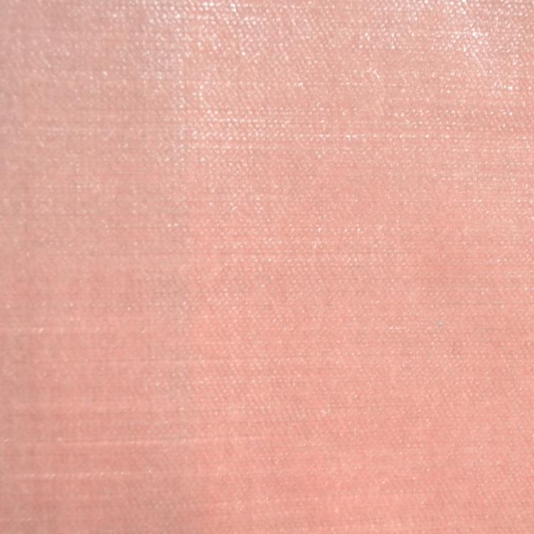 Light Pink Velvet Designer Fabric